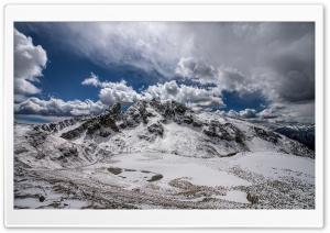 Dolomites Mountains Italy...