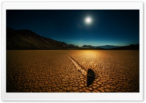 Rock In The Desert