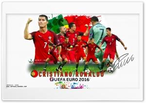 CRISTIANO RONALDO EURO 2016