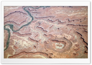 Aerial Photography Of The...