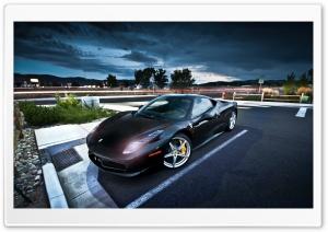 Black Ferrari