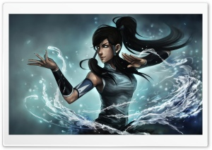 Avatar: The Legend of Korra,...