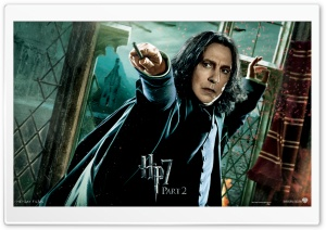 HP7 Part 2 Snape