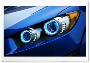 2011 Chevrolet Aveo RS Headlight