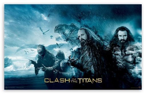 Download Clash Of The Titans, 2010 Movie UltraHD Wallpaper