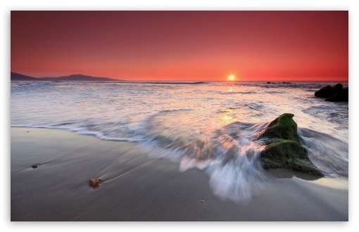 Download Sunset UltraHD Wallpaper