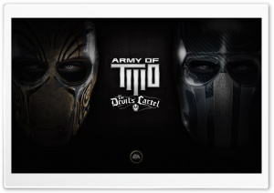 Army of Two---EA game 2013
