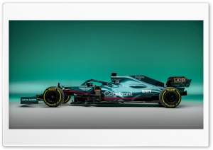 Aston Martin AMR21 F1 2021