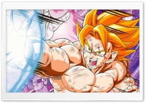 Dragon Ball Z - Super Saiyan...