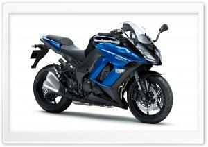 Kawasaki Ninja Z1000SX 2016