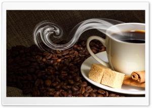 Coffee Steam Sugar
