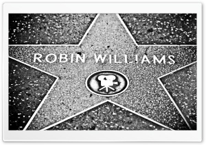Robin Williams Star