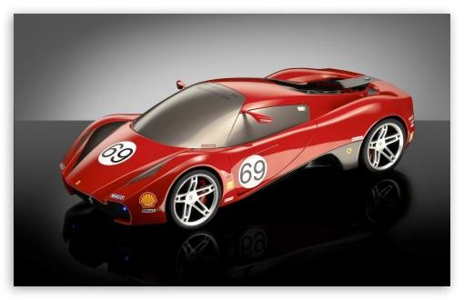 Download Ferrari Sport Car 19 UltraHD Wallpaper