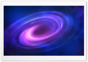 Space Vortex Background