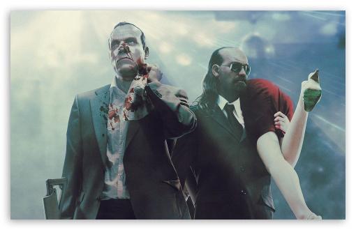 Download Kane and Lynch Dead Men UltraHD Wallpaper