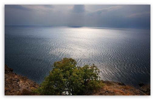 Download Sea Panoramic View UltraHD Wallpaper