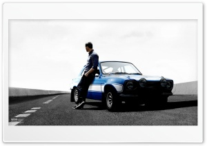 Fast and Furious-Paul Walker