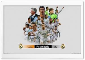 Real Madrid Wallpaper 2014