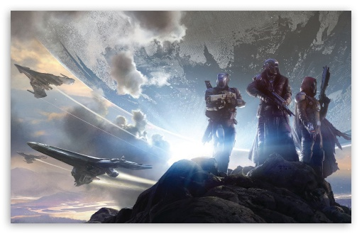 Download Destiny UltraHD Wallpaper