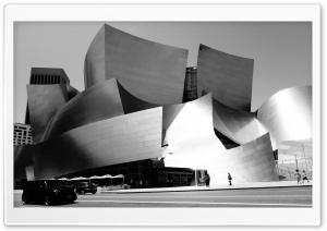 Walt Disney Concert Hall...