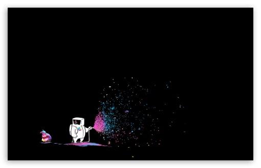 Download Blame the Bunny UltraHD Wallpaper