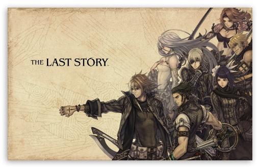 Download The Last Story UltraHD Wallpaper
