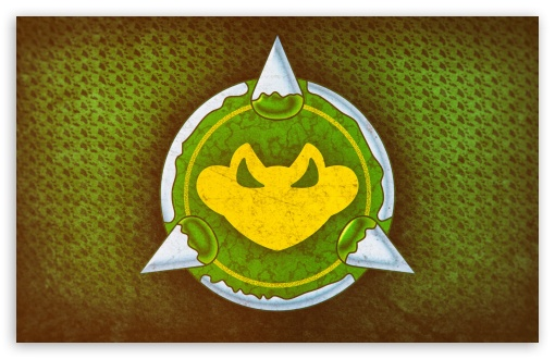 Download Battletoads Logo UltraHD Wallpaper