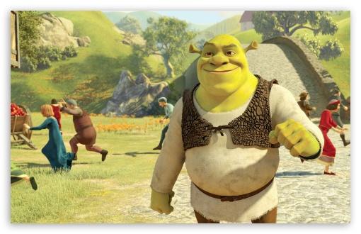 Download Shrek Forever After Movie UltraHD Wallpaper