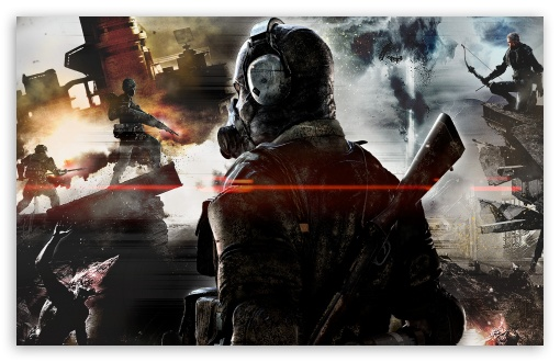 Download Metal Gear Survive Captain (Mother Base... UltraHD Wallpaper