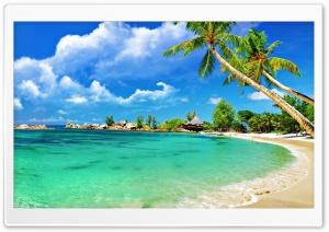 Awesome Tropical Beach