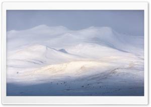 Norway Winter Landscape