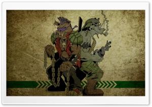 Ninja Turtles Characters