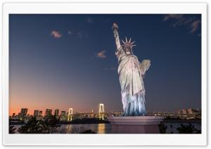 Statue of Liberty, Tokyo, Japan