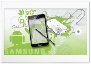 Samsung Galaxy Note - Phone +...