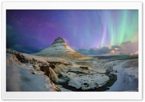 Northern Aurora Lights
