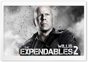 The Expendables 2 - Bruce Willis