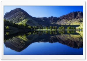 Buttermere, Lake District,...