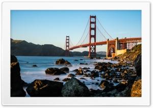 Golden Gate Bridge Marshall...