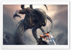 Thor vs Aliens