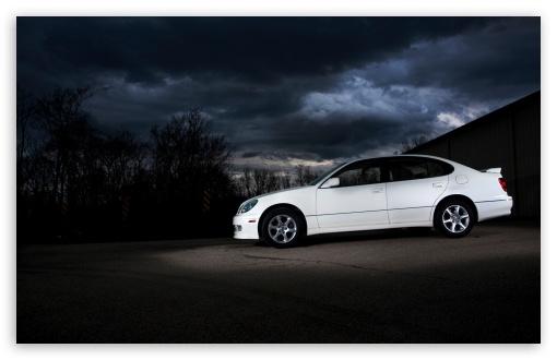 Download Lexus GS 300 UltraHD Wallpaper
