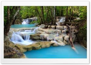 Beautiful Creek Waterfalls
