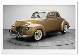Ford V8 Deluxe Coupe 1940