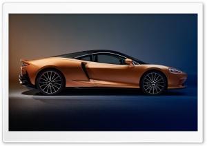 2019 McLaren GT Supercar Side...