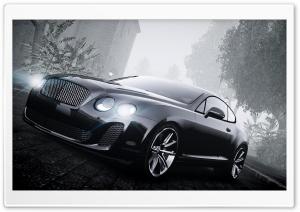 Bentley Video Game Screenshot