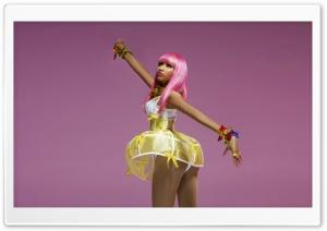 Nicki Minaj Barbie Doll