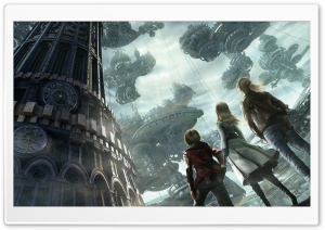 Resonance Of Fate End Of...