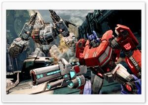 Transformers FOC - Optimus...