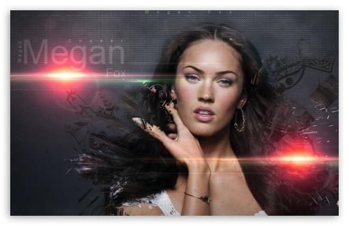 Download Megan Fox UltraHD Wallpaper