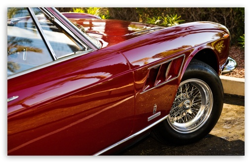 Download Ferrari 330 GTC UltraHD Wallpaper
