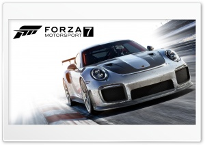 Forza Motorsport 7 Video Game...